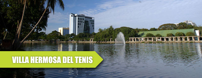 Villahermosa ahora sede del tenis internacional