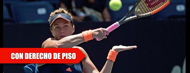Anastasia, ya cuatro veces campeona de Monterrey