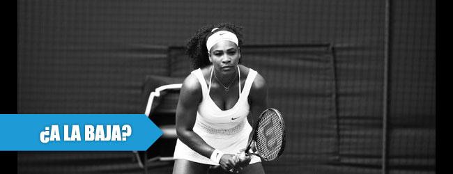 Sequía de Serena de ocho meses
