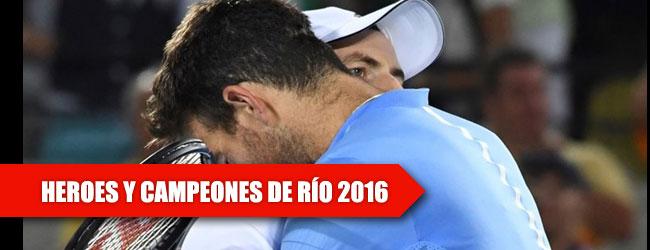 Murray consigue el bicampeonato olímpico