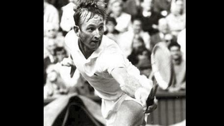 Rod Laver en 1969