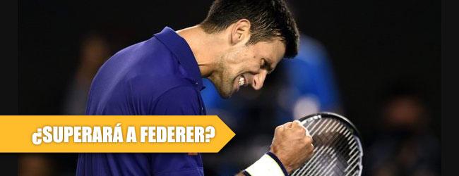¿Superará Djokovic el récord de Grand Slam de Federer para convertirse en el más grande de todos los tiempos?