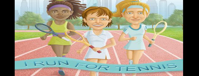 I Run For Tennis