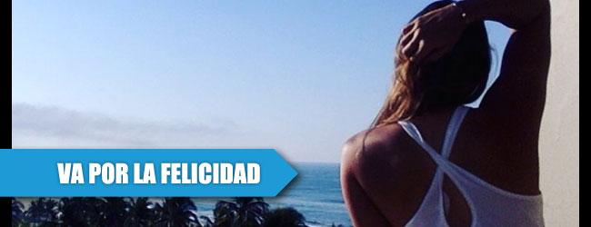 Puig ya está en Acapulco y se marca como objetivo ser feliz en la pista