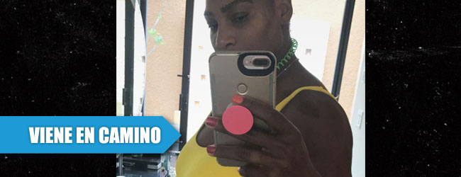 Embarazo de Serena