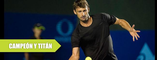Regresa la ATP al Club Alemán con el Titan Challenge