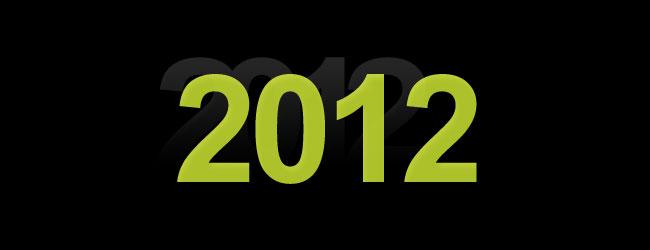 Las raquetas del fin del mundo en el 2012