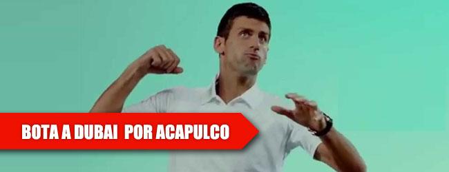 Acapulco le gana a Dubai en TOP 10