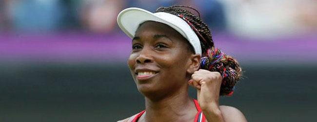 Fórmula Secreta de Venus Williams para entrenar