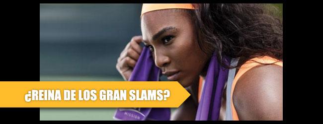 ¿logrará Serena el Gran Slam?