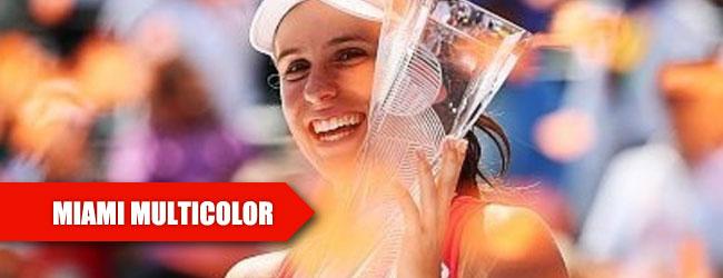 Federer y Konta confirman sus aspiraciones en Miami