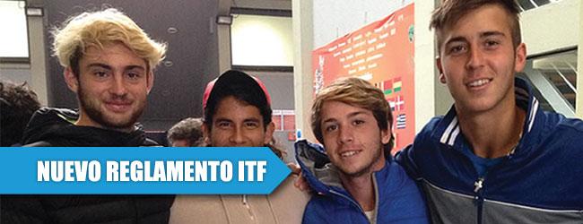 ITF limitará el número de profesionales