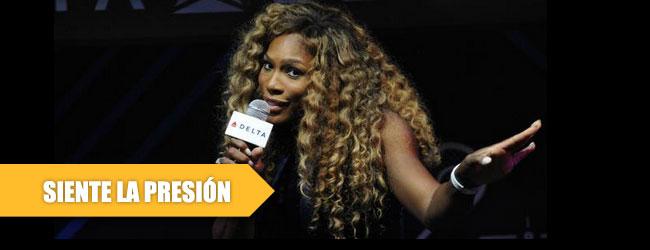 Serena y la gestión de la presión