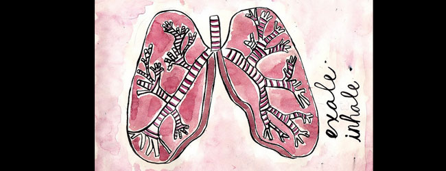 Cómo debes respirar en la cancha