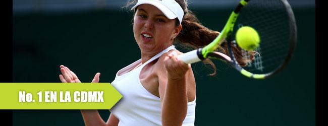 El Abierto Juvenil Mexicano  recibirá a las futuras estrellas de la ATP y WTA en la Ciudad de México