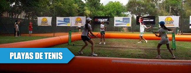 Fomentando el desarrollo y la promoción del tenis argentino