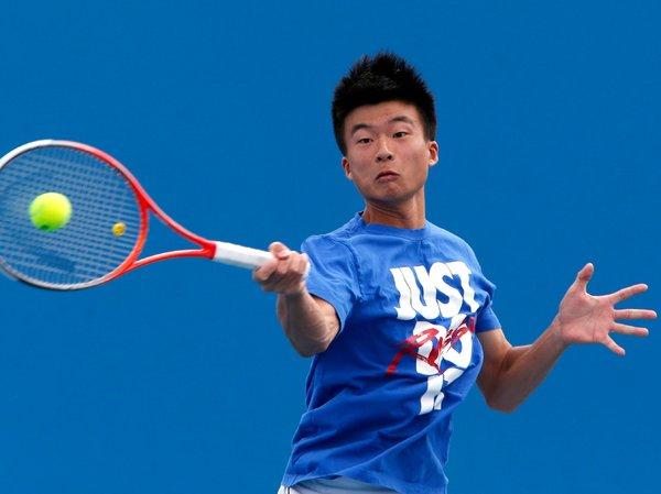 Di Wu primer chino en ganar challenger atp en Torneo Challenger Mau