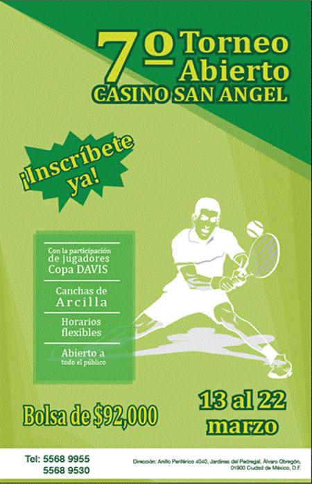 Torneos De Tenis En La Ciudad De México En Este Mes De Marzo Flashtennis