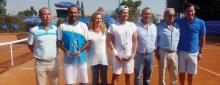 Reyes Varela, triple monarca en el Campeonato Nacional