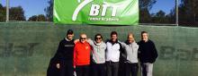 Tenis junior mexicano se prepara en Barcelona, La Florida y Buenos Aires