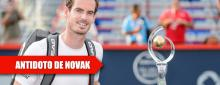 Murray frena a Djokovic en Montreal