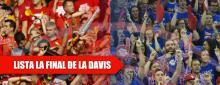 Gran Bretaña y Bélgica jugarán la final de la Davis