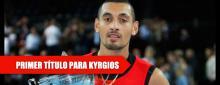 Primer título para Kyrgios
