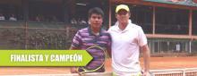 Letcher, campeón en el Junior Club