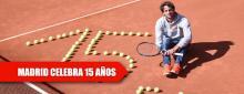 Madrid Open, el torneo quinceañero con el récord Guinness