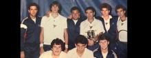 1986 NCAA Indoor Champions