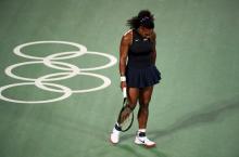 Serena se despide de Rio 2016